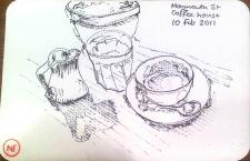 Monmouth St Café
